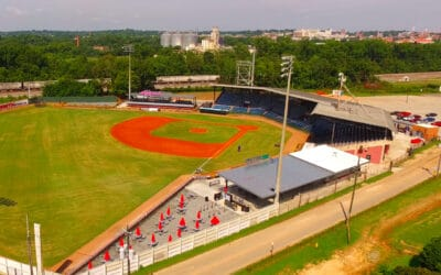 Luther Williams Field Renovations