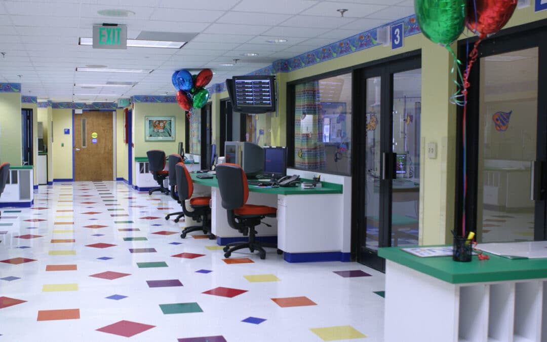 The Children's Hospital at The Medical Center