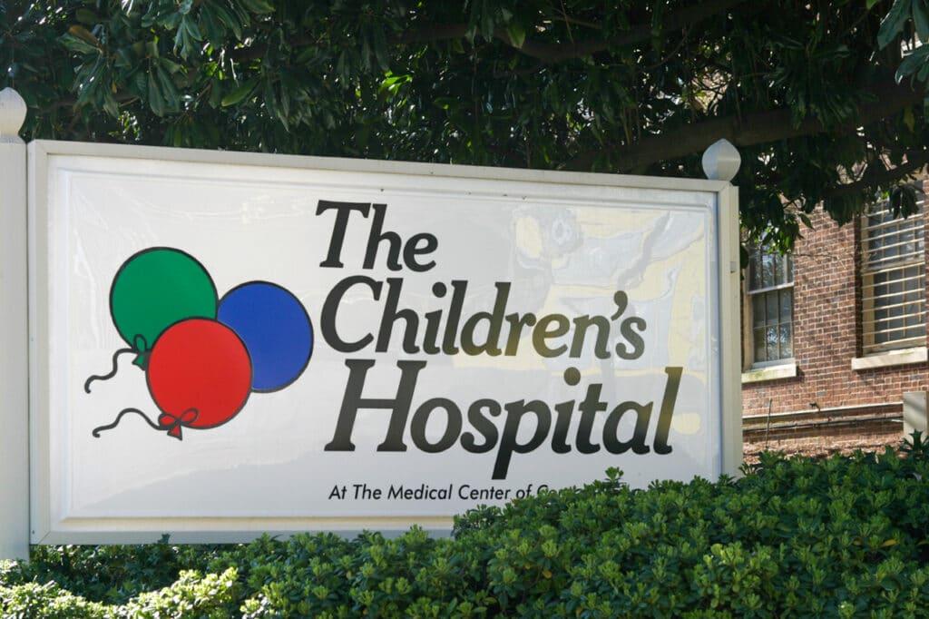 The Children's Hospital