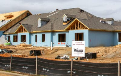 Assisted Living Construction for The Cottages at Woodland Terrace in Milledgeville GA