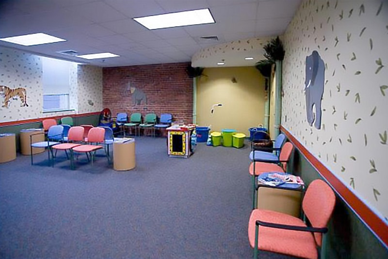 Dr. Ham Suite in the Sibley Heart Center at Lanier Building