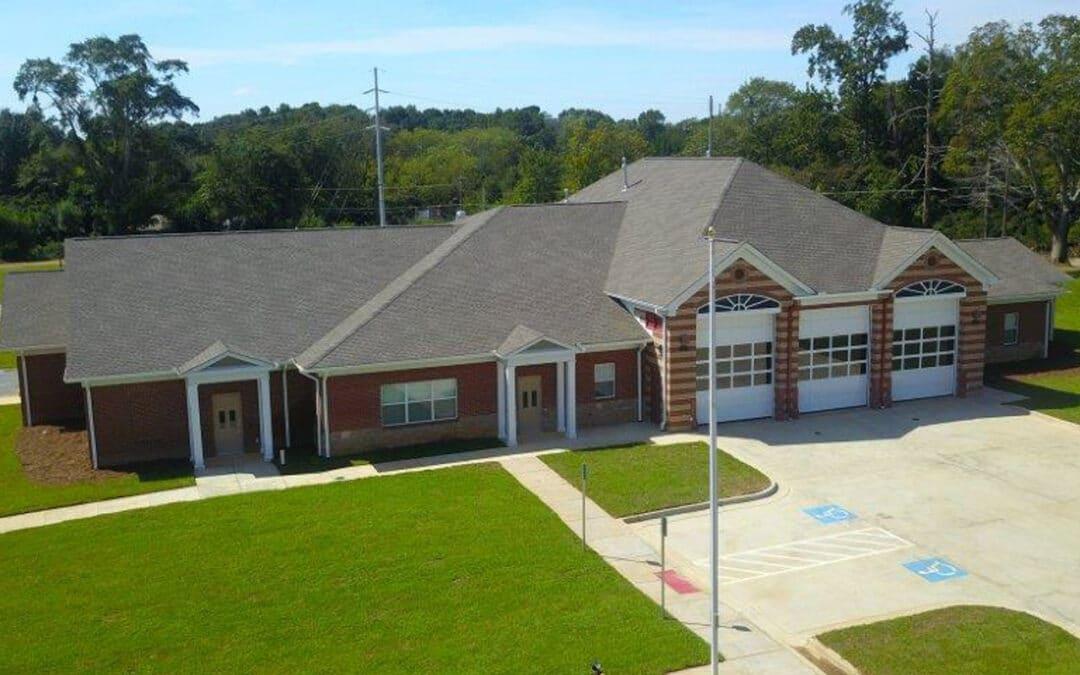 Napier Avenue Fire Station in Macon GA