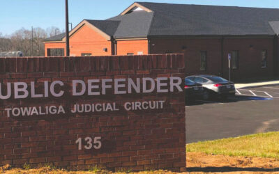 $1 million Facility for the District Attorney and Public Defender for the Towaliga Judicial Circuit